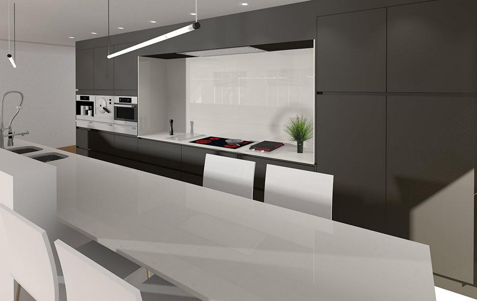 Design Keuken Gent : Kitchino voor de nieuwste trends in keukendesign.
